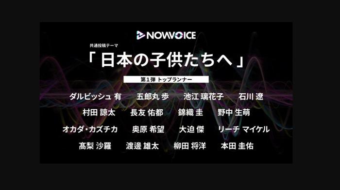 本田圭介の音声メディア